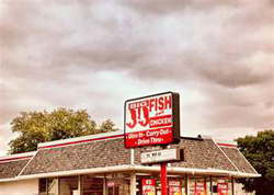 BIG JJ FIsh & Chicken Peoria, IL Western Location