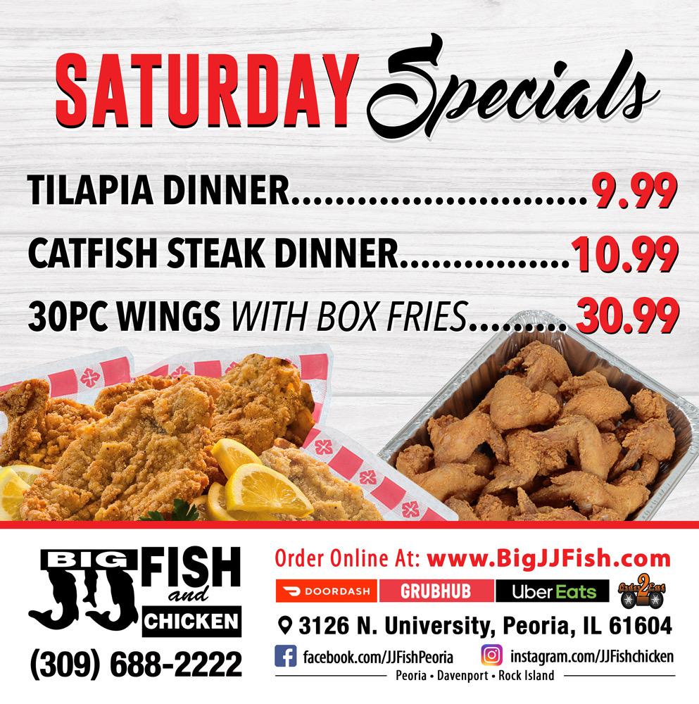 Saturday Specials